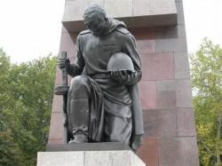 אנדרטה הסובייטית