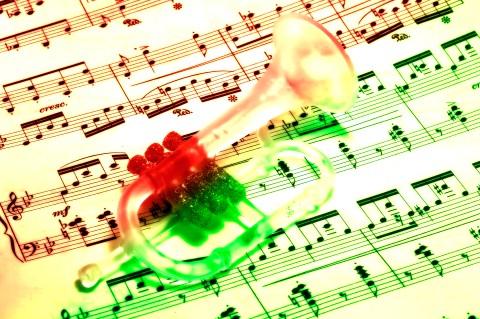 תווים מוסיקלים