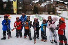 ילדי סקי