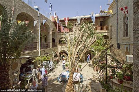 מנזר דיר חגלה, סנט גרסימוס http://allaboutjerusalem.com/he