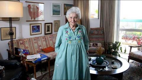 רות דיין בת 99