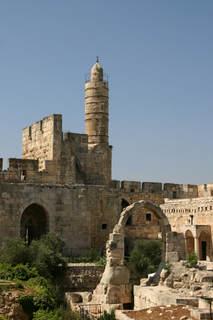 מגדל המלך דוד בירושלים