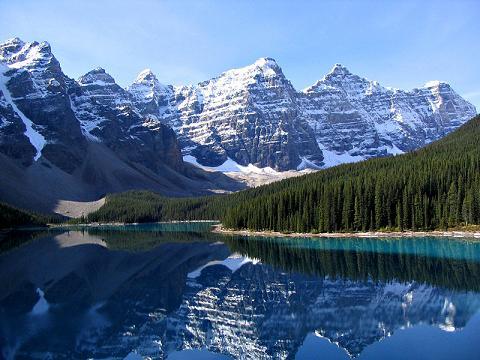 שמורת הטבע בנף (Banff)