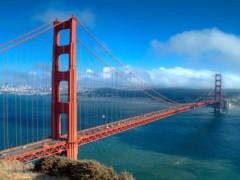 גשר הזהב - סן פרנסיסקו