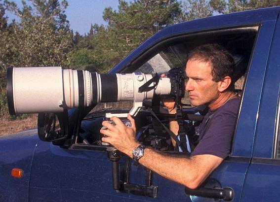 מדריך, מרצה וצלם טבע, אייל ברטוב