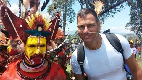 רז שרבליס - טיולים והרצאות בנושא פפואה גינאה החדשה 1