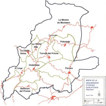 מפת האפלאסיון פריוראט