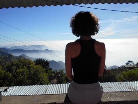 נוף מהמרפסת בואטה קאנל