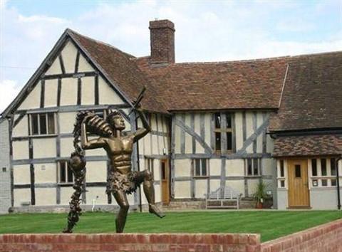 אנגליה, ווסטרשייר,Eckington, Manor