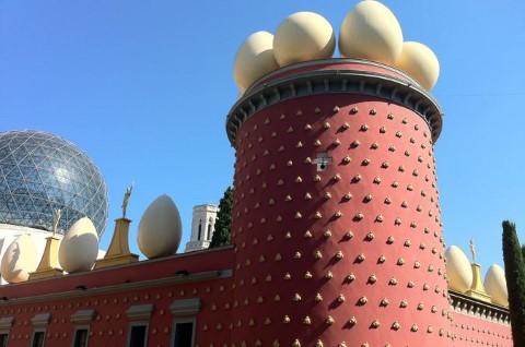 סיור של יום במוזיאון דאלי, גירונה ופיגרס מברצלונה
