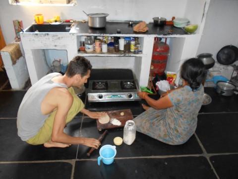 מבשלים עם המשפחה