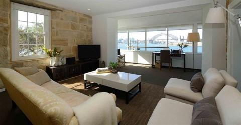 Balmain Wharf Apartments Sydney