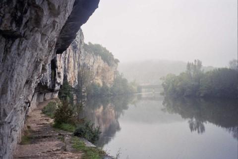 שביל גרירת הסירות, בעמק ונהר הלוט. צילם: אביטל ענבר