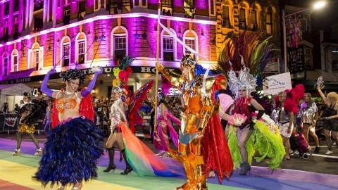חגיגות המרדי גרא בסידני- פסטיבל, מצעד, מסיבות, הופעות