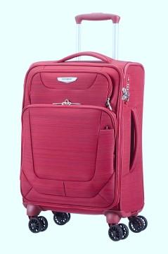 מזוודה סמסונייט Samsonite Spark 55cm - צבע אדום 1