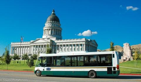 סיור מרתק בעיר Salt Lake City