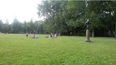 אוסטר פארק, אמסטרדם