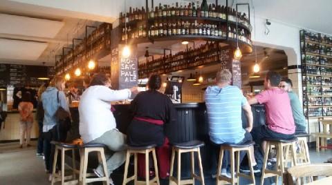 """מבשלת הבירה """"Brouwerij'ij Amsterdam"""""""