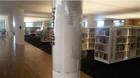 הספרייה באמסטרדם