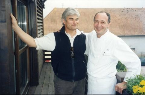 מרק ומרקו, לפני 20 שנה (צילם אביטל ענבר)
