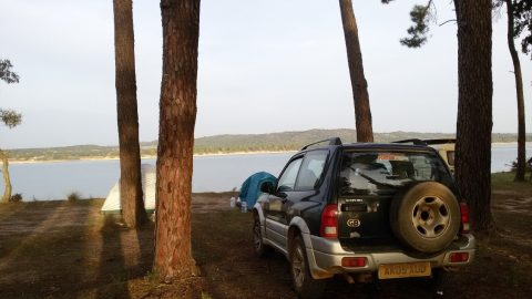 בריינבו על אגם מונטרגיל
