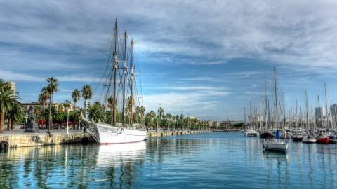 שייט קצר ומהנה מברצלונה לים התיכון