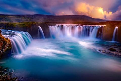 סיור מדהים במעגל הזהב של איסלנד