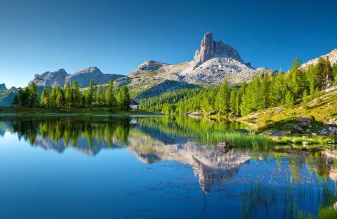 איטליה בנימה דרמטית: מוונציה להרי הדולומיטים