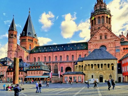 9 ימי טיול רגועים מפרנקפורט, הרי הרץ ופארק נסאו, גרמניה