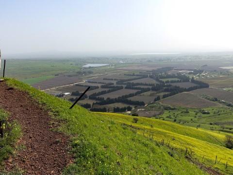 טיול מים, בריכות ומעיינות בגולן על שביל החקלאים - טיול לימים החמים!