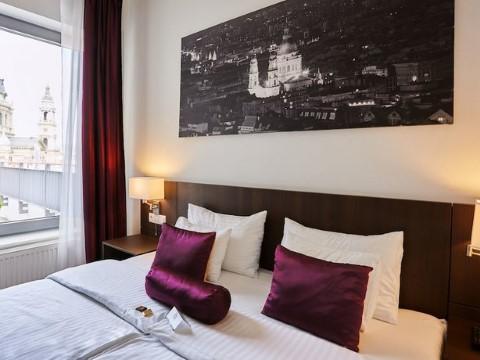 מלון חדש, נקי, קטן, אינטימי ומומלץ בבודפשט