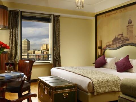 מלון מומלץ ברמה עולמית בגנואה, איטליה