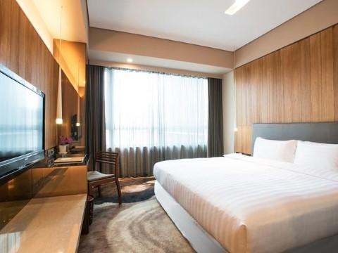 מלון מעולה במיקום מצויין ב Xinyi District, טאיפיי