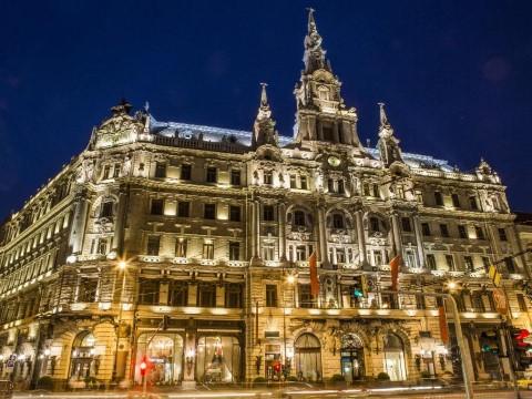 עשרת מלונות העסקים הטובים ביותר באירופה