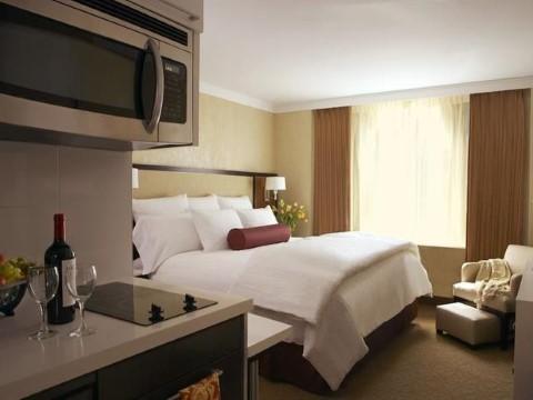 המלצה על מלון דירות מעולה בטיימס  סקוור בניו יורק