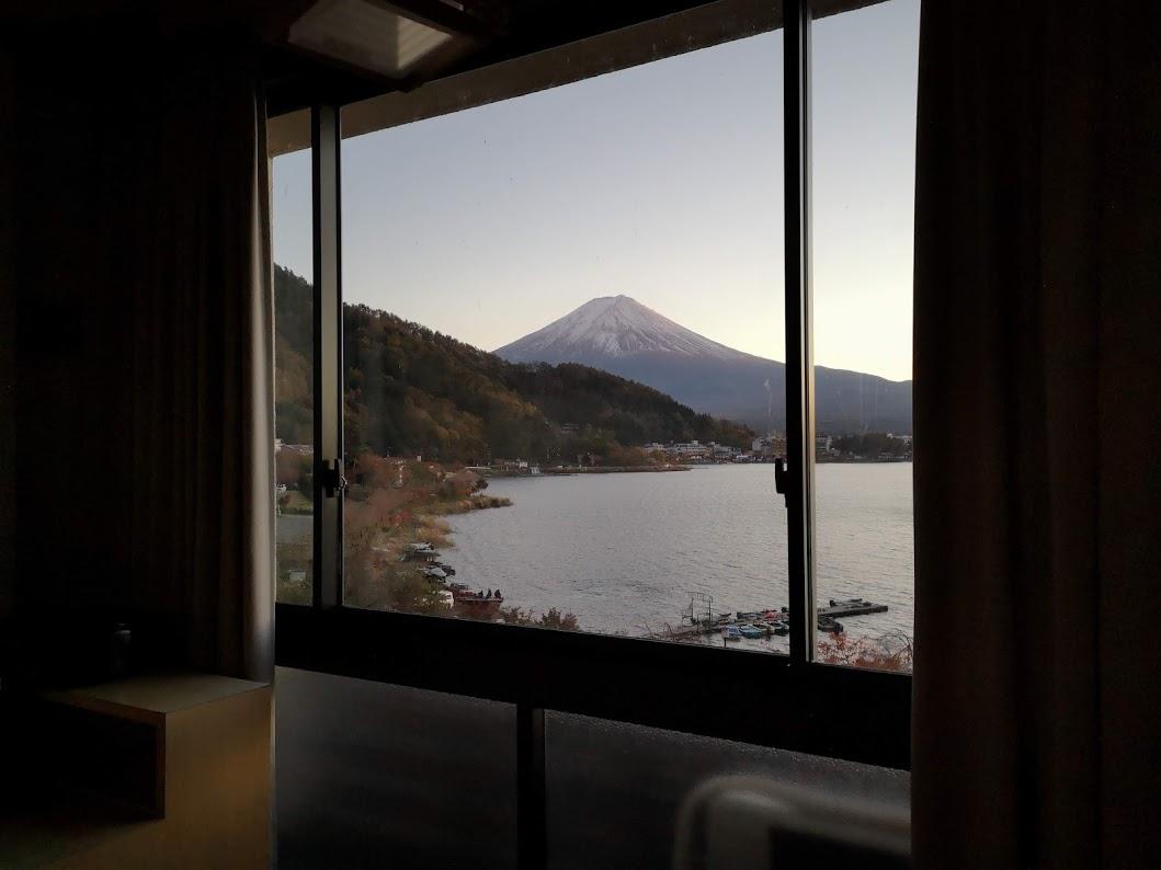 חוות דעת על מלון Hotel Mifujien, ליד 5 האגמים, יפן