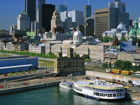 מלונות המומלצים הקרובים לטרמינל השייט בנמל מונטריאול, קנדה