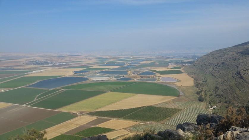 שלושה מסלולי טיול מומלצים בעמק המעיינות ובסביבה הקרובה