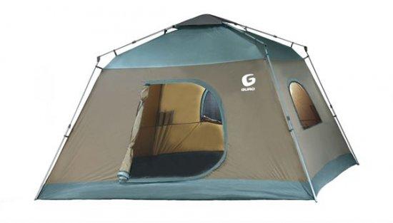 אוהל לינה בשטח בקיי.אס.פי K.S.P