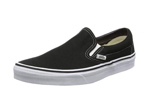 נעליים שאפשר לחלוץ במהירות בזמן בדיקה בטחונית. נמכרים באמזון