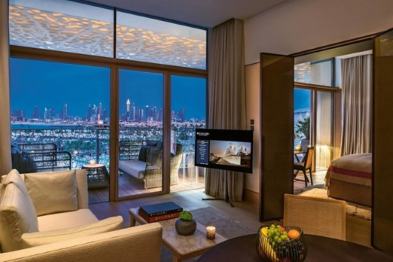 חוות דעת על אתר הנופש בולגרי דובאי (Bulgari Resort, Dubai)