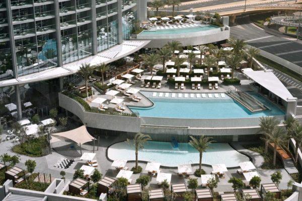 חוות דעת על מלון Address Boulevard, דובאי