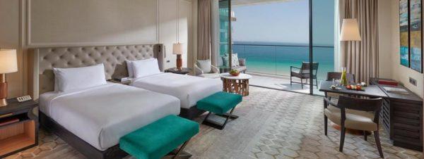 חוות דעת על מלון מנדרין אוריינטל ג'ומיירה דובאי Mandarin Oriental Jumeira, Dubai
