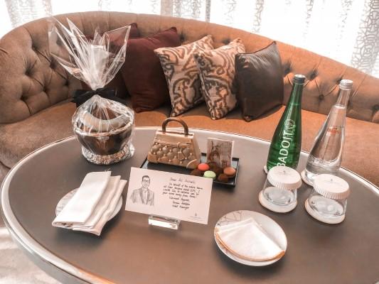 חוות דעת על מלון ארבעת העונות באזור המרכז הפיננסי בדובאי Four Seasons Dubai DIFC