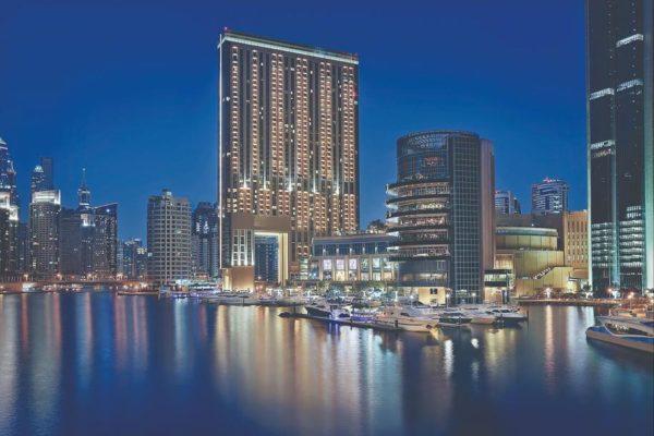 חוות דעת על מלון אדרס דובאי מרינה Address Dubai Marina