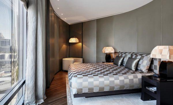 חוות דעת על מלון ארמני דובאי Armani Hotel Dubai