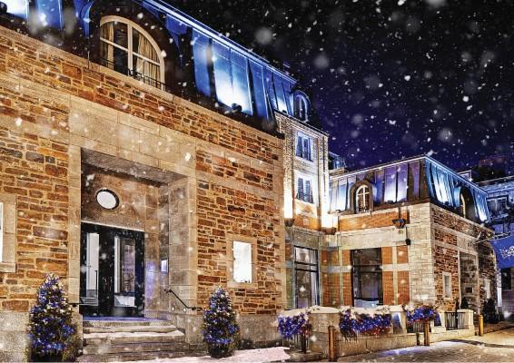 12 יעדים ומלונות מומלצים בעולם, שיגרמו לכם לאהוב את החורף