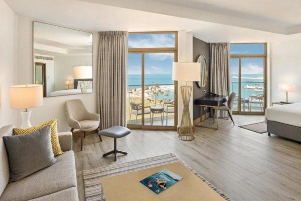 חוות דעת על מלון חוף ג'יי איי ג'בל עלי בדובאי JA Jebel Ali Beach Hotel