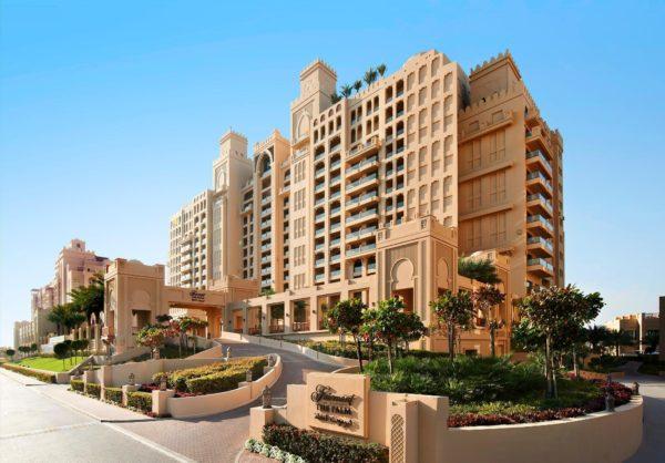 חוות דעת על מלון פיירמונט דה פאלם בדובאי Fairmont The Palm