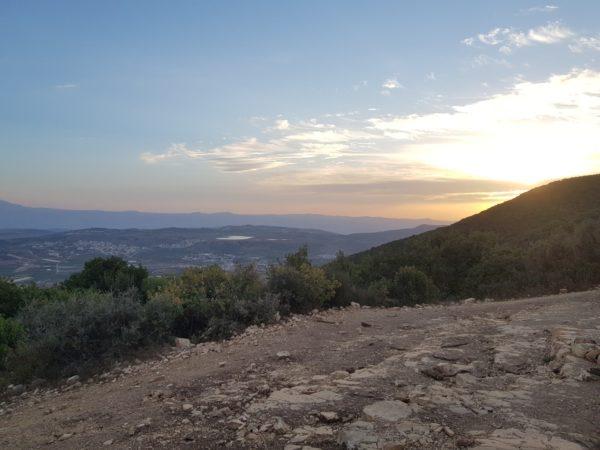 מקטע 5 של שביל ישראל: מחרבת חממה לחניון הפיתול